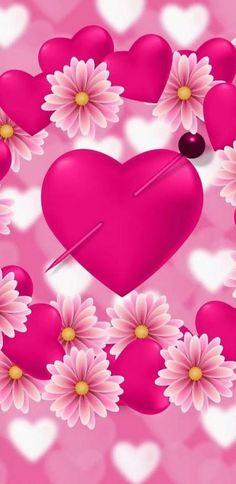 Recently shared whatsapp wallpaper pink love phone wallpapers ideas Flowery Wallpaper, Heart Wallpaper, Butterfly Wallpaper, Trendy Wallpaper, Love Wallpaper, Cellphone Wallpaper, Pretty Wallpapers, Wallpaper Backgrounds, Iphone Wallpaper