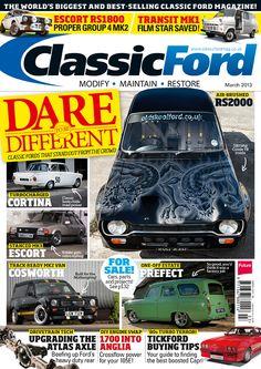 Classic Ford Magazine - www.classicfordmag.co.uk    #classicford #magazine #cars #ford #futurepublishing #futurejobs #bathjobs #londonjobs