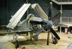 VR137 Westland Wyvern TF.1 | by eLaReF Ww2 Aircraft, Military Aircraft, Westland Wyvern, Aviators, Royal Navy, Cold War, Wwii, Fighter Jets, World War Ii