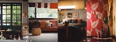 Tradition meets modern furniture: Asian Style Interior
