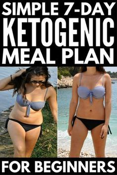 Ketogenic Diet Plan for Weight Loss: 7-Day Keto Meal Plan and Menu   If you're just starting the keto diet, want to know what it is, and need tips for beginners to help you understand what you can and cannot eat, our Keto 101 guide is for you! Full of helpful tips as well as easy keto meals and keto recipes for breakfast, lunch, and dinner that are delicious and filling, losing weight has never been easier!