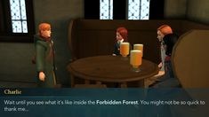 Forbidden Forest, Hogwarts Mystery, What Is Like, Harry Potter, Jokes, Home Decor, Decoration Home, Husky Jokes, Room Decor