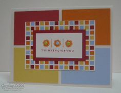 SUO - Take Three by CarolineInToronto - Cards and Paper Crafts at Splitcoaststampers
