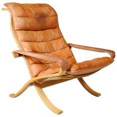 1960s Folding Chair by Ingmar Relling