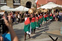 Royal Drummers of Burundi, fot. Joanna Stoga