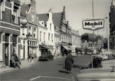 De Botermarkt ziende richting Verwulft, mei 1966.