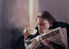 Gottfried Helnwein - Earthquake