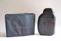 parfum pure black pour homme 100ml neuf