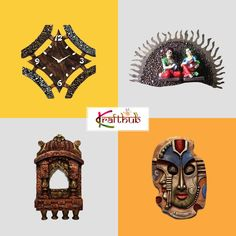 These intricately designed are looking for a wall to adorn. Will it be yours?
