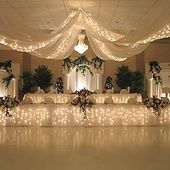 Starlight Lighting Kit for 12 Panel Ceiling Draping Kit - 6 strands of lights