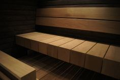 sauna the modern way Sauna House, Sauna Room, Outdoor Sauna, Outdoor Decor, Modern Saunas, Portable Steam Sauna, Sauna Shower, Sauna Design, Finnish Sauna