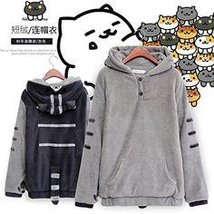 Japanese Game Neko Atsume Sweatshirt