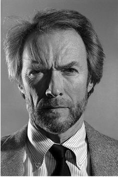 For Sale on - Clint Eastwood, by Gottfried Helnwein. Clint Eastwood, Celebrity Portraits, Celebrity Photos, Black And White Portraits, Black And White Photography, Gottfried Helnwein, Fritz Lang, Black And White Man, American Actors