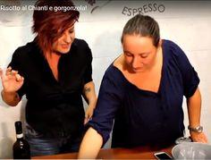 Risotto al Chianti e gorgonzola - Video ricetta del Venerdì