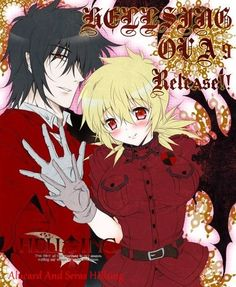 Alucard and Victoria