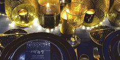 Celestial Tablescapes | Weddingbells