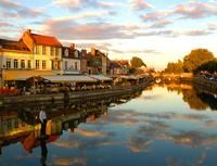 Amiens - where I lived for 7 months as a language assistant