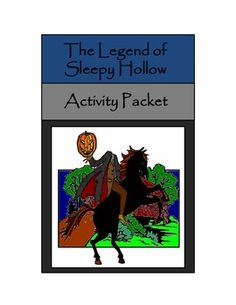 An analysis of the imaginative characteristics in the legend of sleepy hollow by washington irving