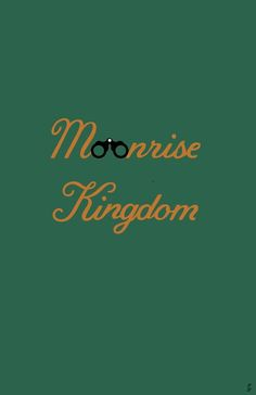 3 Moonrise Kingdom by Forest Knauff