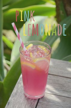 Pink lemonade recipe over at:  everywhereyougo.co.nz