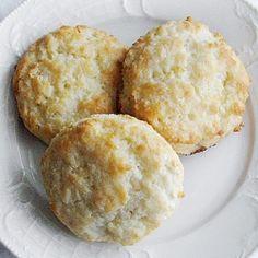 Scott Peacock: Buttermilk Biscuits from Ezra Poundcake