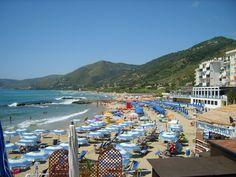 acciaroli   Panoramio - Photo of Acciaroli beach