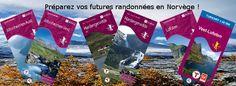 Jotunheimen, Hardangervidda, Lofoten, Senja, Rondane... Toutes les cartes norvégiennes : http://www.aventurenordique.com/livres-cartes-pays-nordiques/cartographie/cartes-randonnee-norvege.html