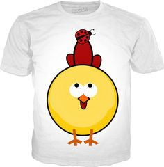 Check out my new product https://www.rageon.com/products/rooster-with-ladybird on RageOn!