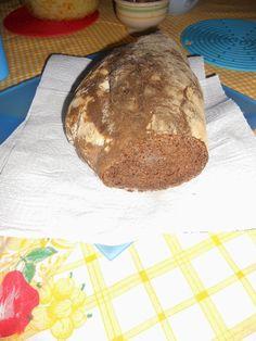 As minhas aventuras com a Bimby: Pão de alfarroba