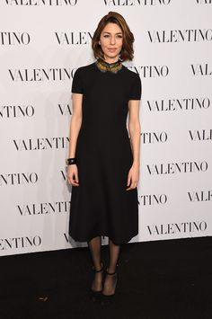 Sofia Coppola Photos: Valentino Sala Bianca 945 Event - Arrivals