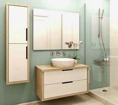 Baños modernos en espacios pequeños | ArQuitexs