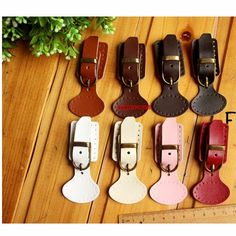 2 X Leather Buckles Bag Making Fastener Magnetic Snap Sew On DIY Vintage Craft in Crafts, Sewing & Fabric, Sewing   eBay