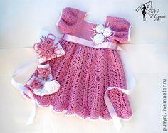 """Clothing for girls, handmade.  Fair Masters - handmade """"Little Lady.""""  Handmade."""