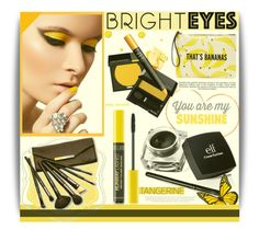 """""""Turn Around, Bright Eyes: 10/07/16"""" by pinky-chocolatte ❤ liked on Polyvore featuring beauty, Kate Spade, Industrie and Borghese"""