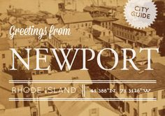 Newport, RI City Guide {UPDATE} - Design*Sponge