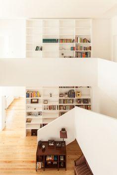 House in Estoril / TARGA atelier @ Portugal #White #Promenade #Architecturale