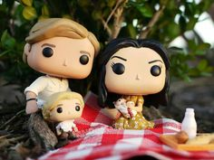 You MUST SEE these adorable custom made Mockingjay Part 2 Epilogue Katniss Everdeen and Peeta Mellark & Toast Babies Funko Pops by ProneToObsess on Tumblr. She takes commissions if you want your own! http://pronetoobsess.tumblr.com/post/140750925056/epilogue-custom-everlark-children-funko-pop-set
