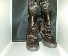 Preowned Coach Drexel Boots In Brown Size 8 | Clothing, Shoes & Accessories, Women's Shoes, Boots | eBay!