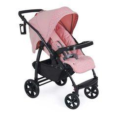 Carrinho de Bebê Passeio Lyra Angel 2050PR08 - Burigotto