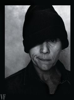 Frances McDormand, photographed in New York City by Annie Leibovitz