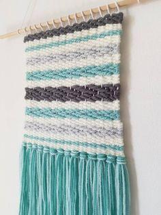 Woven wall hanging | Tapestry | Fibre Art | Textile Weaving | The Weaving Emporium | Etsy Weaving Wall Hanging, Weaving Art, Tapestry Weaving, Loom Weaving, Hanging Wall Art, Tapestry Wall Hanging, Wall Hangings, Yarn Wall Art, Creative Textiles