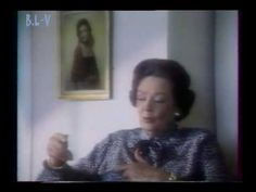 GENE TIERNEY interview in HOUSTON 1985  1/2   for french TV program Cinéma Cinémas Houston, Interview, Gene Tierney, Beautiful Actresses, Youtube, Hollywood, Doll, French, Beauty
