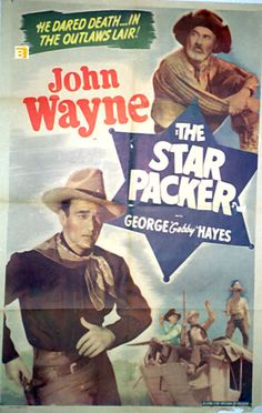 Original Film Title:  THE STAR PACKER res  Poster Title:  STAR PACKER, THE  Director:  ROBERT N. BRANDBURY  Year:  1934  Film Nationality:  USA