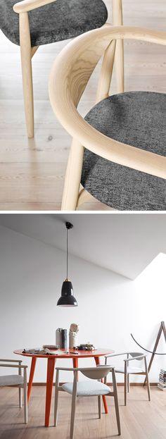 Novamobili Stuhl Hilde 2 Stück Interiors - aktuelle trends esszimmer mobel modern