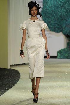 Ulyana Sergeenko Spring Couture 2013 - Slideshow - Runway, Fashion Week, Reviews and Slideshows - WWD.com