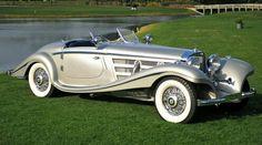 1937 Mercedes Benz 540 K