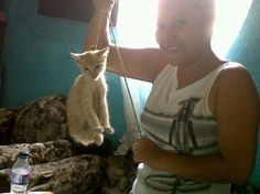This woman hung her cat in Guatemala and posted it on her facebook: https://www.facebook.com/jeaneth.garcia.92?fref=ts