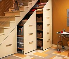 пространство под лестницей - Поиск в Google