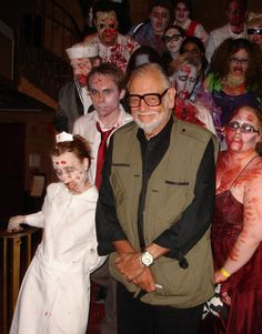 George A Romero. the man who started it all