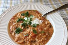 Making in the Kitchen: Simple White Chicken Chili